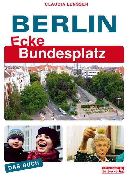 Berlin Ecke Bundesplatz - Coverbild