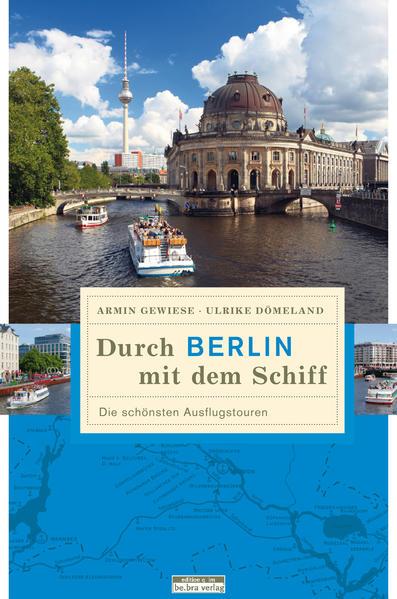 Durch Berlin mit dem Schiff - Coverbild