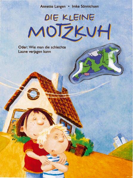Die kleine Motzkuh - Coverbild