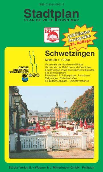 Schwetzingen - Coverbild