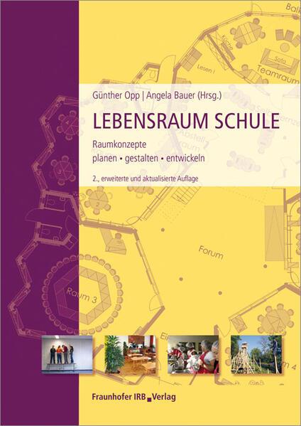 Lebensraum Schule. - Coverbild