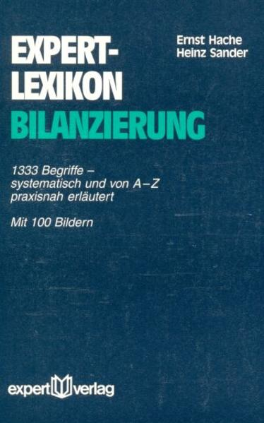 expert-Lexikon Bilanzierung - Coverbild