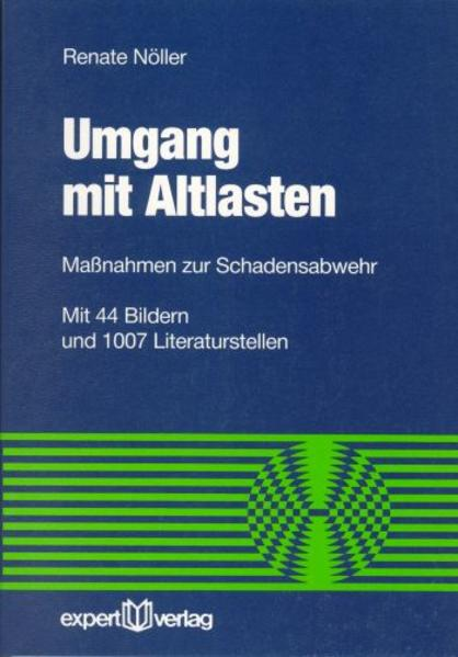 Umgang mit Altlasten - Coverbild