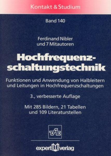Hochfrequenzschaltungstechnik - Coverbild