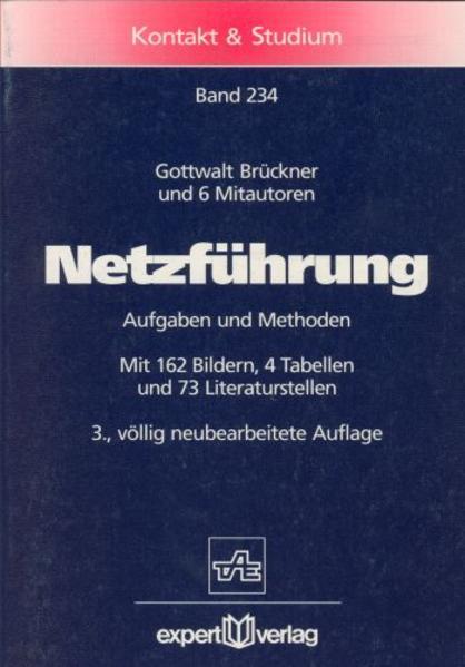Netzführung - Coverbild