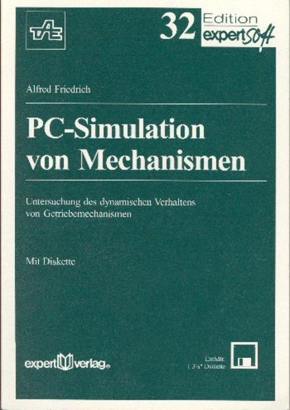 PC-Simulation von Mechanismen - Coverbild