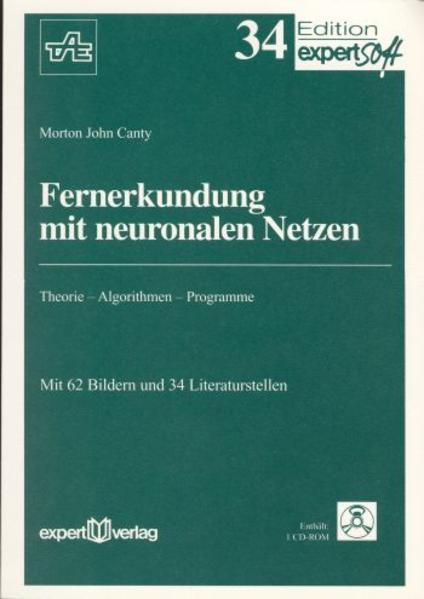 Fernerkundung mit neuronalen Netzen - Coverbild