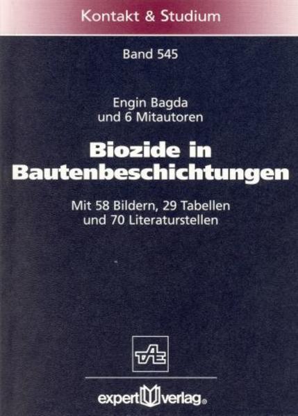 Biozide in Baubeschichtungen - Coverbild