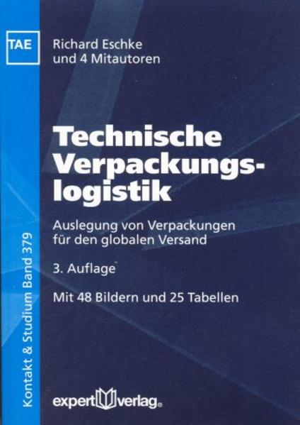 Technische Verpackungslogistik - Coverbild