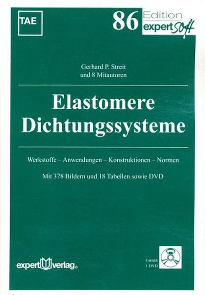 Elastomere Dichtungssysteme - Coverbild