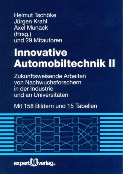 Innovative Automobiltechnik, II: - Coverbild