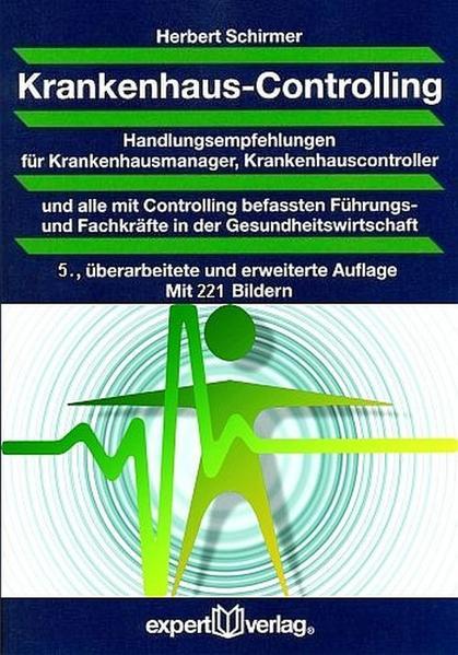 Krankenhaus-Controlling - Coverbild