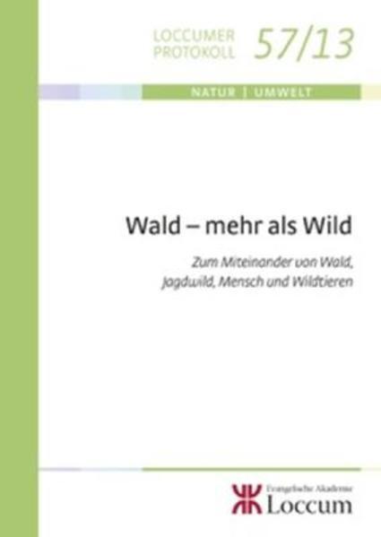 Wald -  mehr als Wild - Coverbild