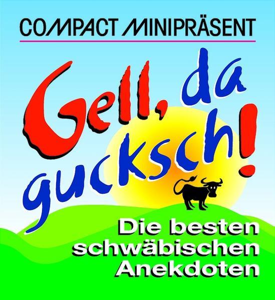 Gell, da gucksch! - Coverbild