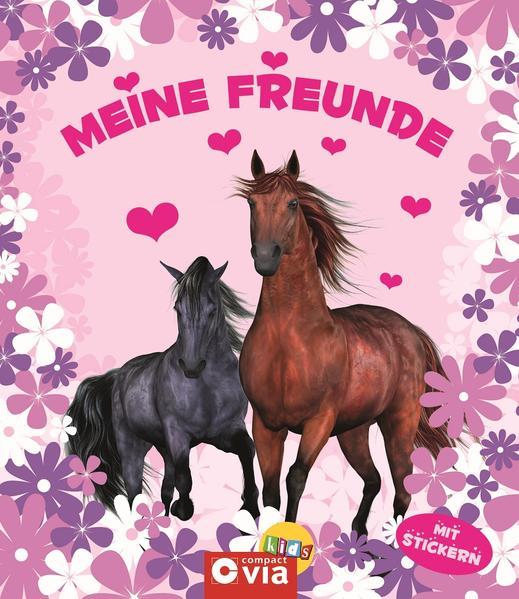 Meine Freunde: Pferde - Coverbild
