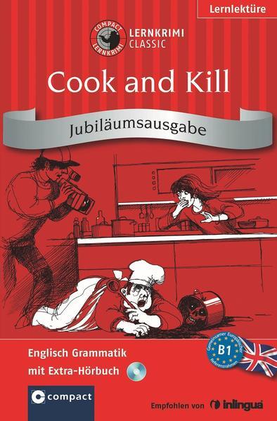 Cook and Kill. Compact Lernkrimi - Coverbild