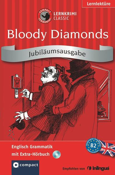 Bloody Diamonds. Compact Lernkrimi - Coverbild