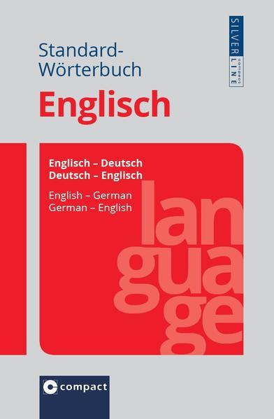 Compact Standard-Wörterbuch Englisch - Coverbild