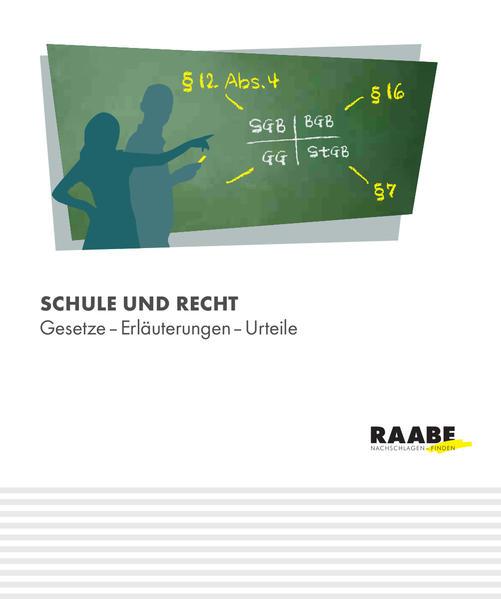 Schule und Recht - Coverbild