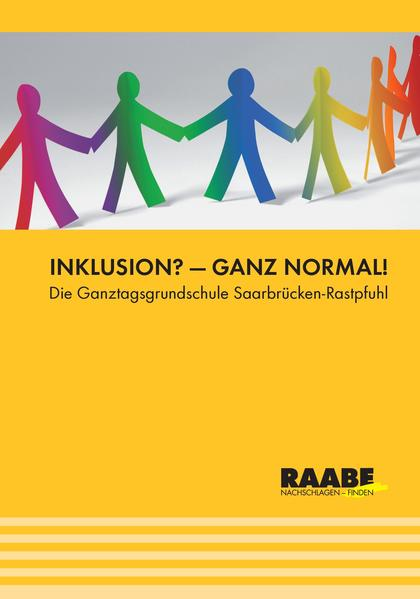 Inklusion? - Ganz normal! - Coverbild
