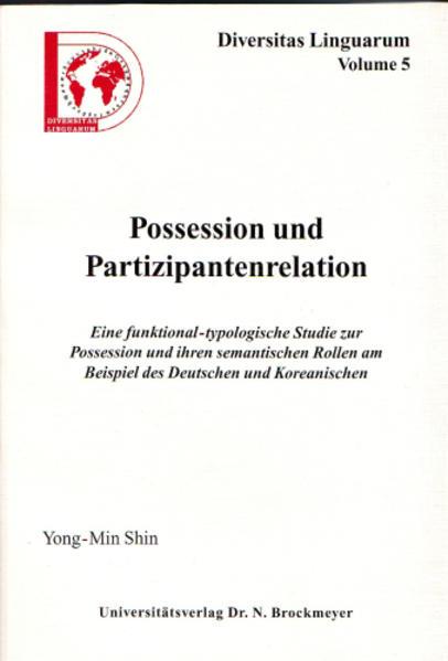 Possession und Partizipantenrelation - Coverbild