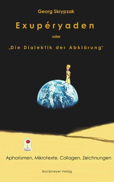 """Exupéryaden oder """"Die Dialektik der Abklärung"""" - Coverbild"""