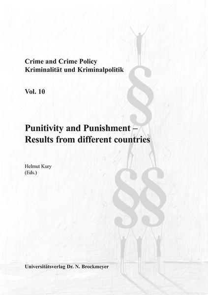 Punitivity and Punishment - Coverbild