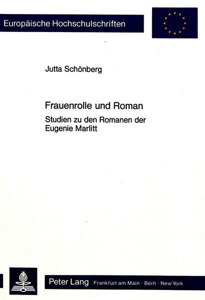 Frauenrolle und Roman - Coverbild