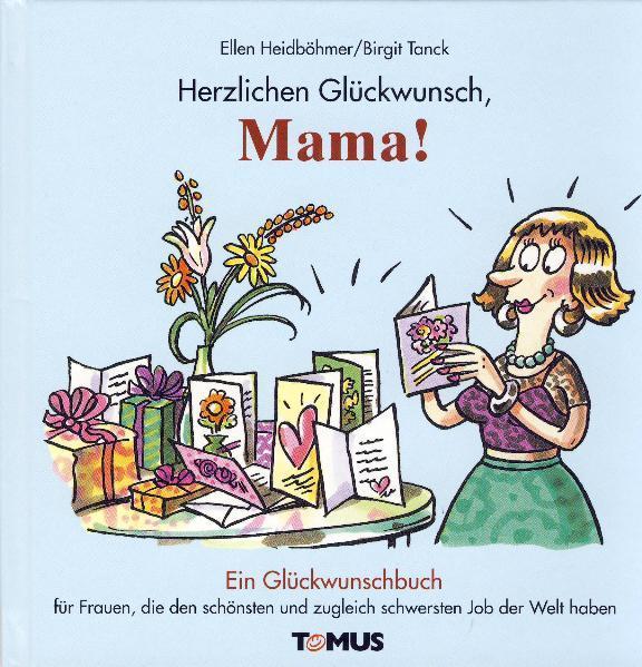 Herzlichen Glückwunsch, Mama! - Coverbild