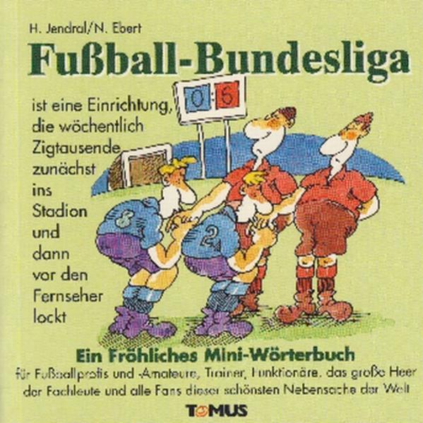 Fussball-Bundesliga - Coverbild