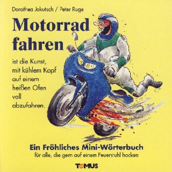 Motorradfahren - Coverbild