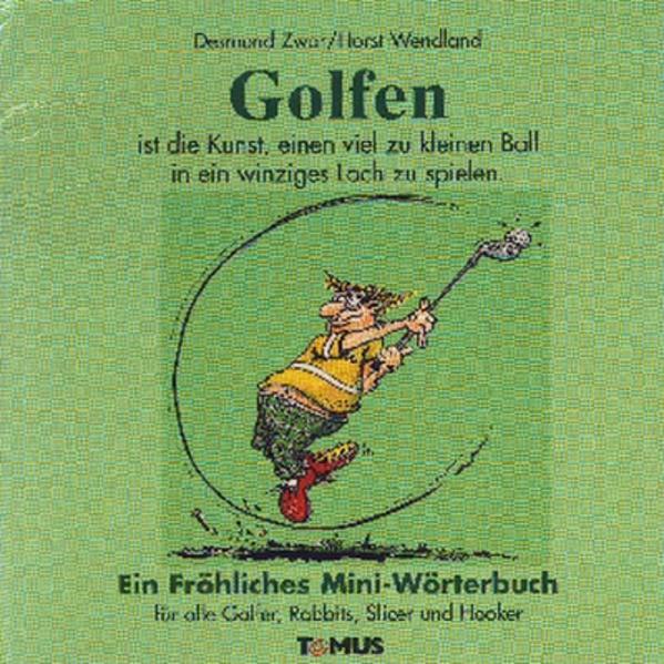 Golfen - Coverbild