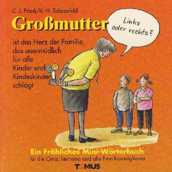 Grossmutter - Coverbild