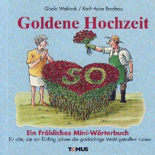 Goldene Hochzeit - Coverbild