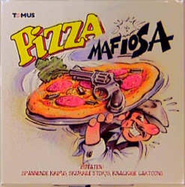 Pizza Mafiosa - Coverbild
