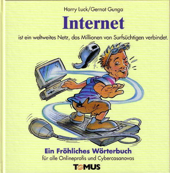 Internet - Coverbild