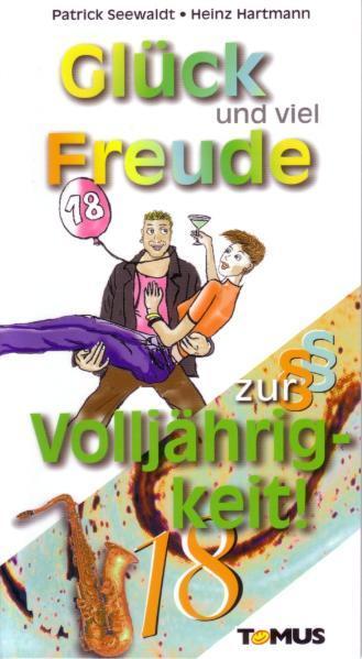 Zur Volljährigkeit! - Coverbild