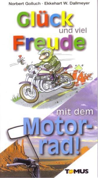 Mit dem Motorrad! - Coverbild