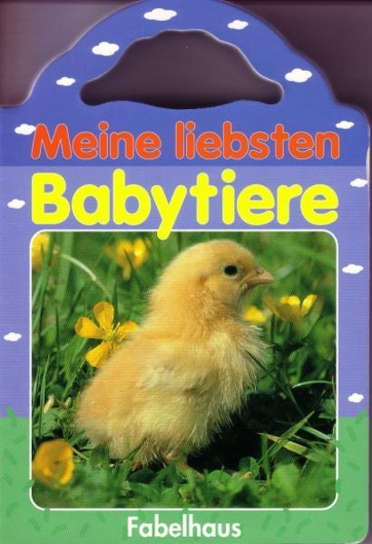 Meine liebsten Babytiere - Coverbild