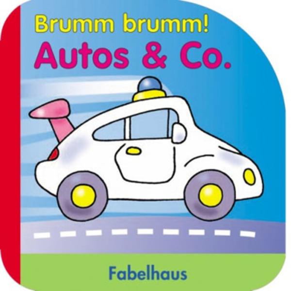 Brumm, brumm Autos & Co. - Coverbild