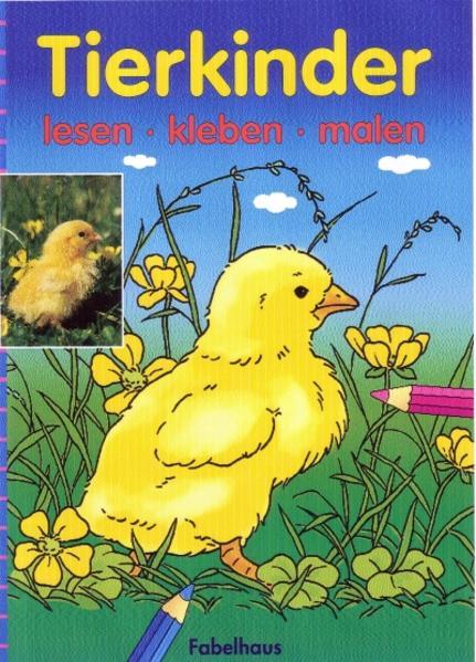 Tierkinder - Coverbild