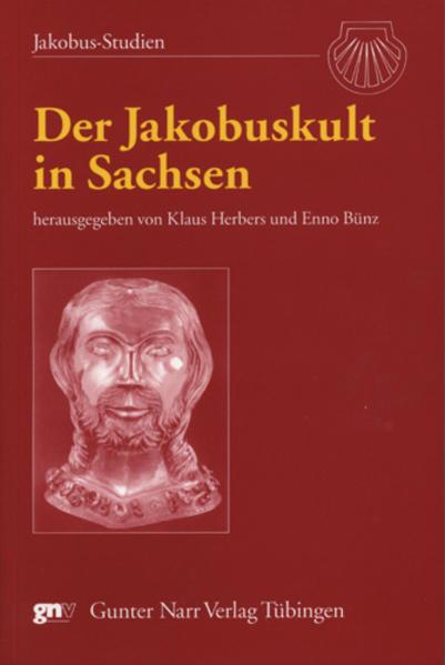 Der Jakobuskult in Sachsen - Coverbild