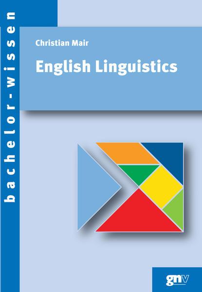 English Linguistics - Coverbild