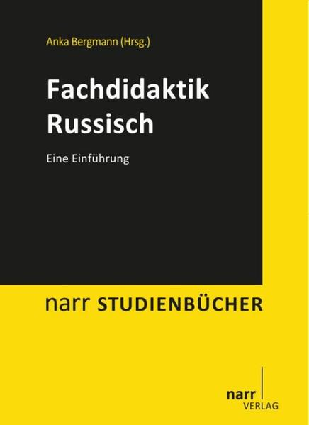 Fachdidaktik Russisch - Coverbild