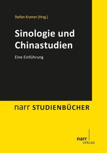 Sinologie und Chinastudien - Coverbild