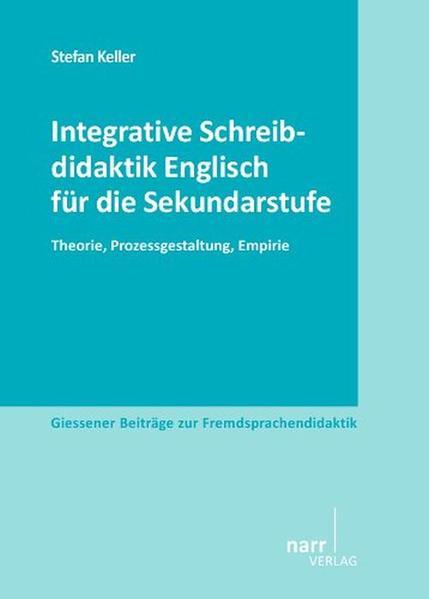 Integrative Schreibdidaktik Englisch für die Sekundarstufe - Coverbild