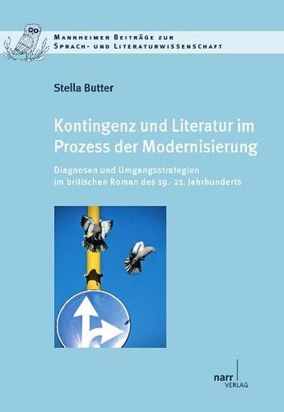 Kontingenz und Literatur im Prozess der Modernisierung - Coverbild