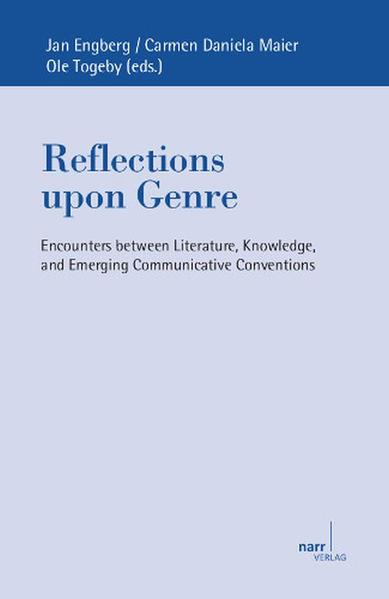 Reflections upon Genre - Coverbild