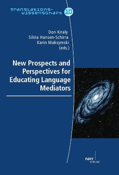 New Prospects and Perspectives for Educating Language Mediators - Coverbild