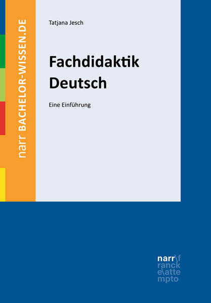 Fachdidaktik Deutsch - Coverbild